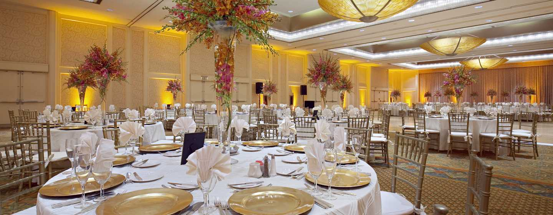 Hilton Miami Airport Hotel, Florida – International Ballsaal