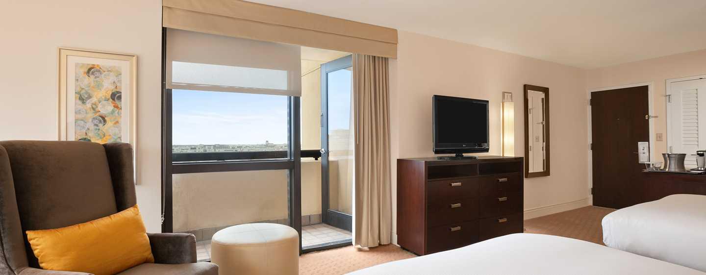 Hilton Miami Airport Hotel, Florida – Doppelzimmer
