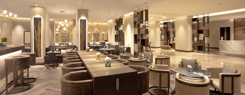 Hilton Milan Hotel, Italien – RESTAURANTS