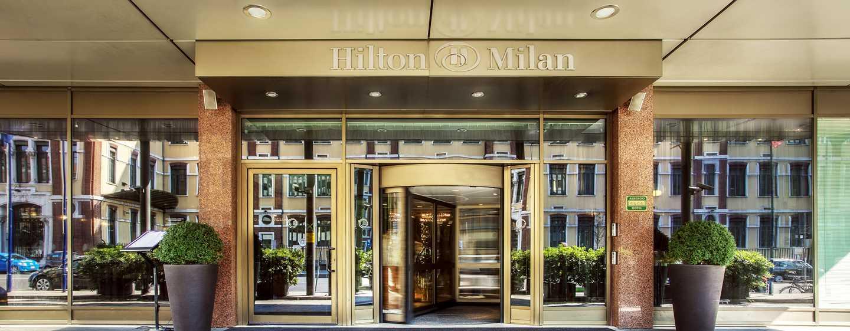 Hilton Milan Hotel, Italien– AUSSENANSICHT