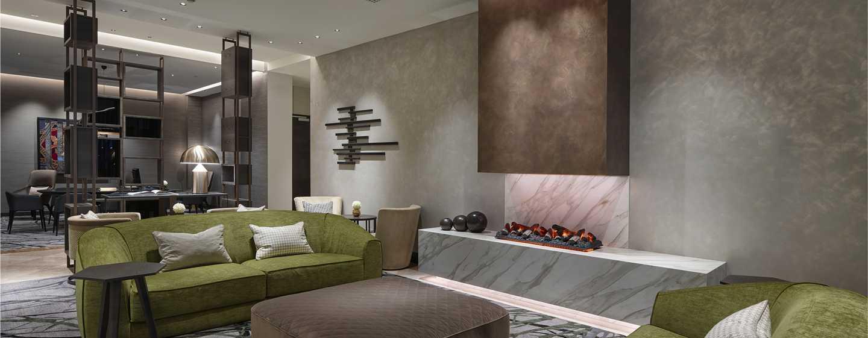 Hilton Milan Hotel, Italien – LOBBY