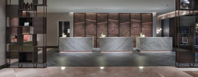 Hilton Milan Hotel, Italien– LOBBY
