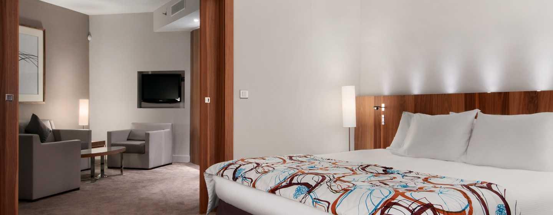 Hilton Malta Hotel, San Ġiljan, Malta – Eck-Suite
