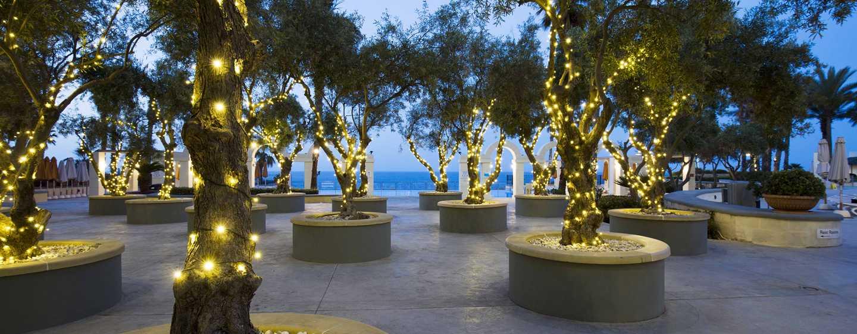 Hilton Malta Hotel, San Ġiljan, Malta, Küste
