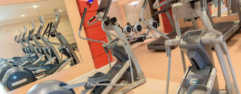 Hilton Malta Hotel, San Ġiljan, Malta, LivingWell Fitness Club
