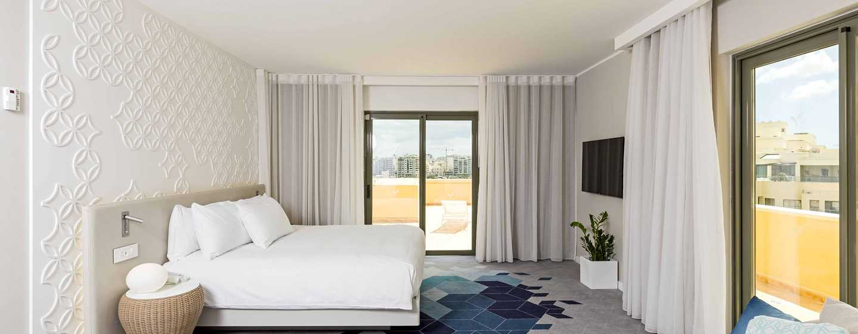 Hilton Malta Hotel, San Ġiljan, Malta – Panorama Suite