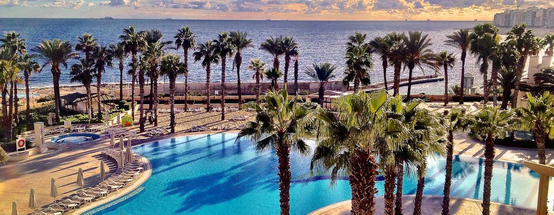 Hilton Malta Hotel, San Ġiljan, Malta – Haupt-Swimmingpool