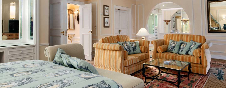 Hilton Malta Hotel, San Ġiljan, Malta – Präsidenten Suite