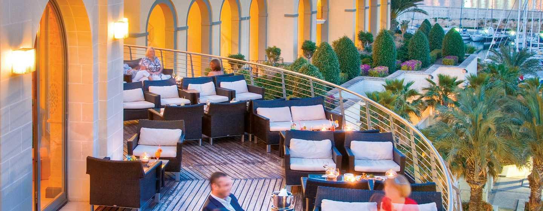 Hilton Malta Hotel, San Ġiljan, Malta – Quarterdeck