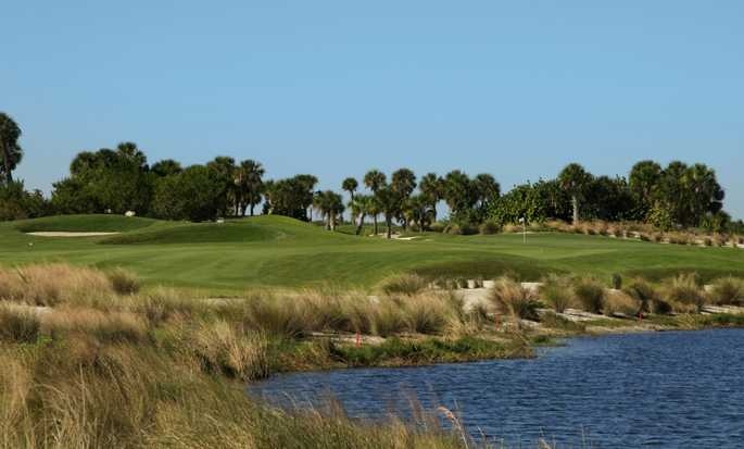 Hilton Marco Island Beach Resort and Spa, Florida, Vereinigte Staaten - Golf Course