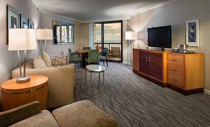 Hilton Marco Island Beach Resort and Spa, Florida, Vereinigte Staaten - Suite