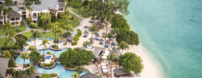 Hilton Mauritius Resort & Spa Hotel– Außenansicht