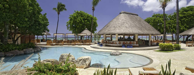 Hilton Mauritius Resort & Spa Hotel – Bar Aqua