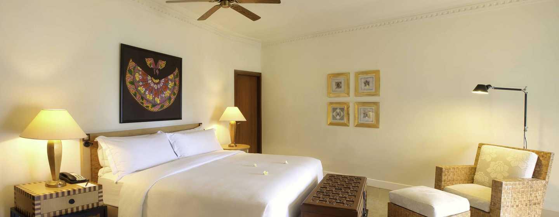 Hilton Mauritius Resort &Spa Hotel– Familiensuite mit Kingsize-Bett