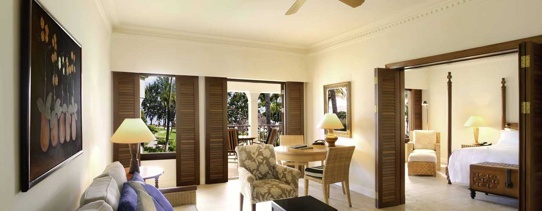 Hilton Mauritius Resort & Spa– Deluxe Familiensuite