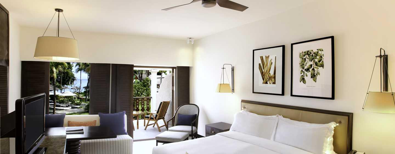 Hilton Mauritius Resort & Spa Hotel– Grand Deluxe Zimmer