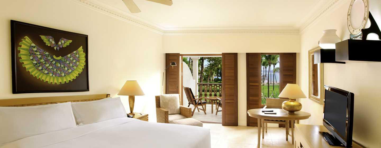 Hilton Mauritius Resort & Spa Hotel– Deluxe Zimmer mit Kingsize-Bett