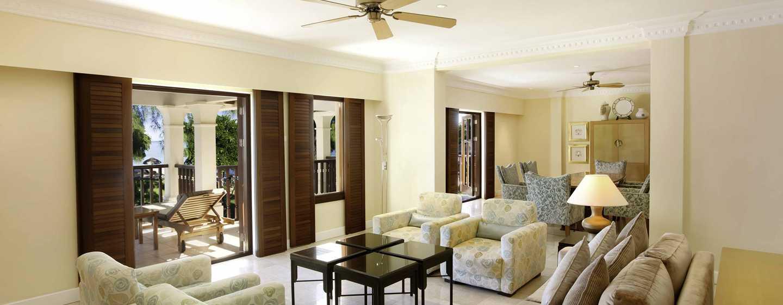 Hilton Mauritius Resort &Spa– Präsidenten Suite