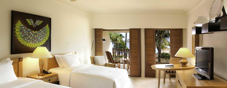 Hilton Mauritius Resort & Spa Hotel– Deluxe Zweibettzimmer