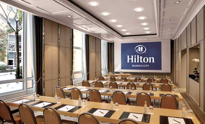 Hilton Munich City Hotel - Salon Orff