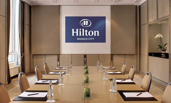 Hilton Munich City Hotel - Salon Lachner