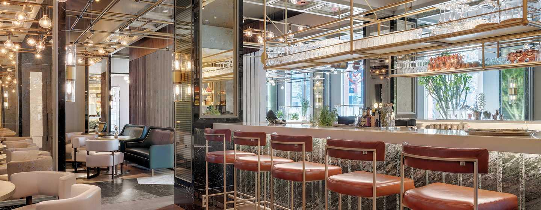 Hilton Munich City hotel, Deutschland - Juliet Rose Bar