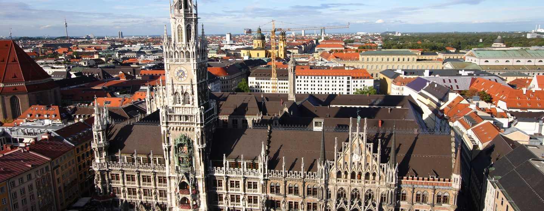 Hilton Munich City, Deutschland - Entdecken Sie München