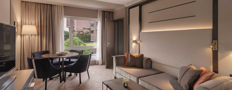 Hilton Munich City hotel, Deutschland - Junior Suite