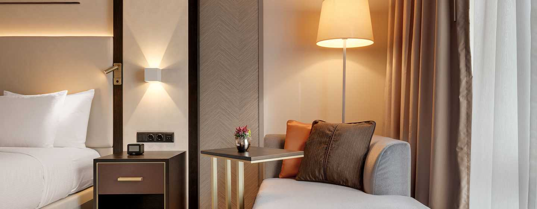 Hilton Munich City, Deutschland - Gästezimmer