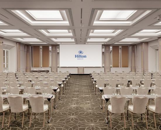 Veranstaltungen und Konferenzen im Hilton Munich City Hotel