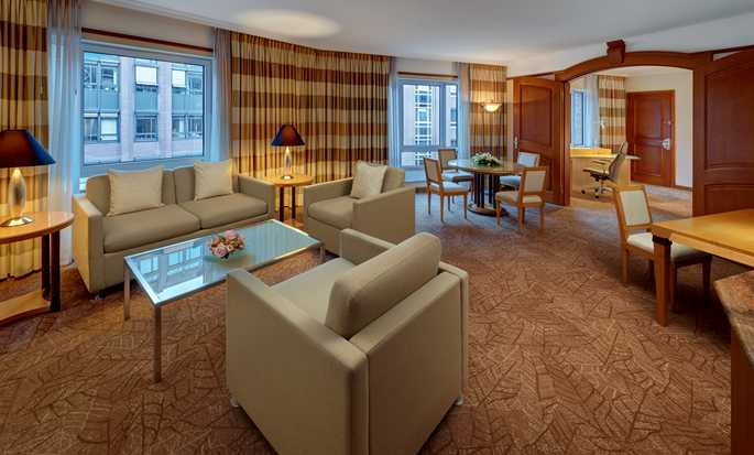 Hilton Munich City - Executive Suite