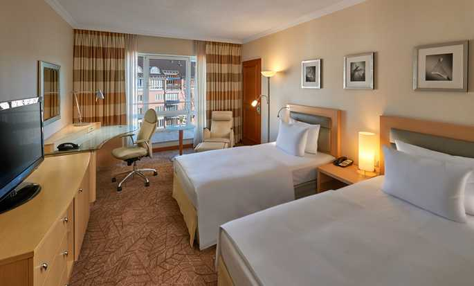 Hilton Munich City - Twin Guestroom