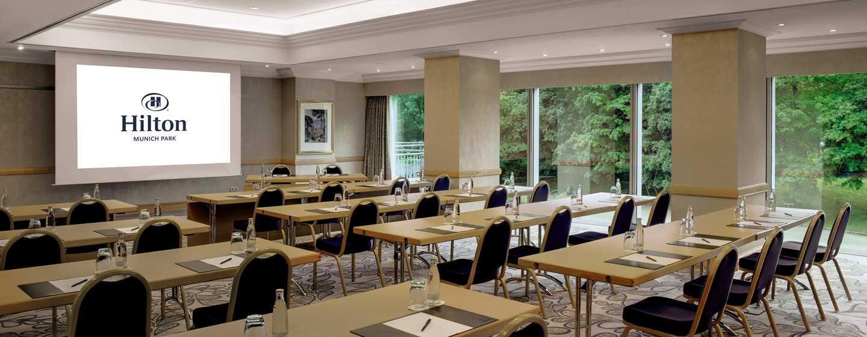 Hilton Munich Park Hotel, Deutschland– Tagungseinrichtungen
