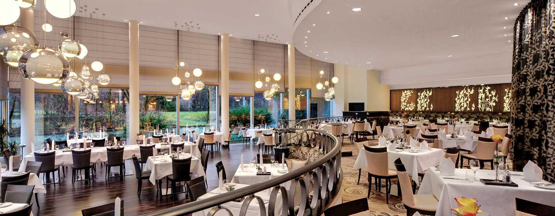 Restaurants Und Bar Im Hilton Munich Park