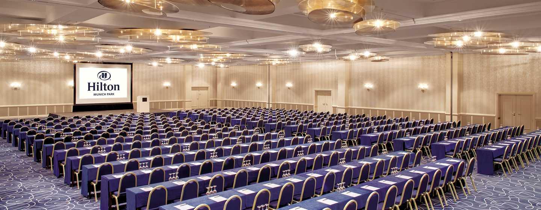 Hilton Munich Park Hotel, Deutschland– Ballsaal