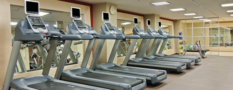 Hilton Munich Park Hotel, Deutschland– Fitnesscenter