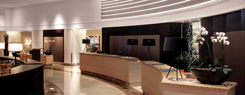 Hilton Hotel Munich Park – Hotel in München