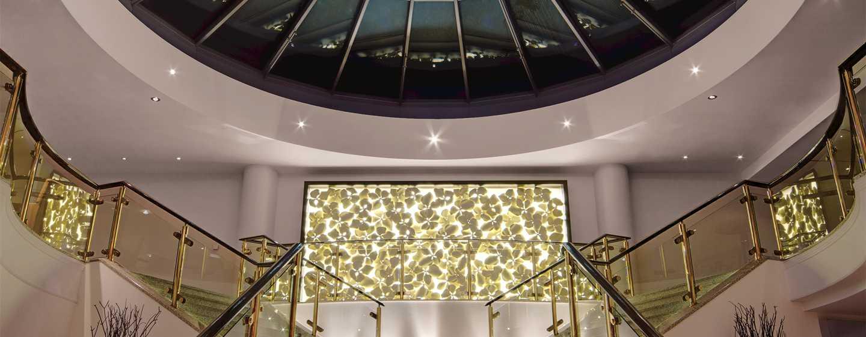 Hilton Munich Park Hotel, Deutschland– Lobby