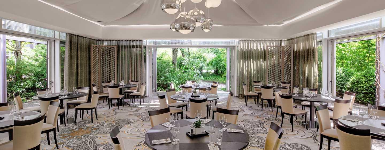 Hilton Munich Park Hotel, Deutschland– Restaurant Tivoli