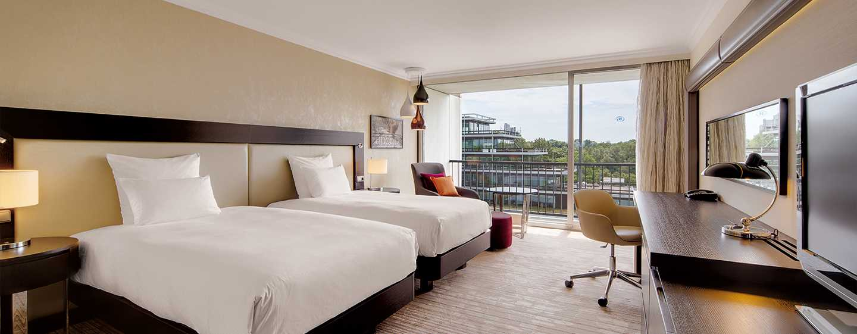 Hilton Munich Park Hotel, Deutschland– Zweibettzimmer