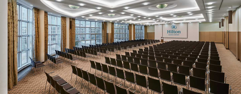 konferenzzentrum münchen flughafen