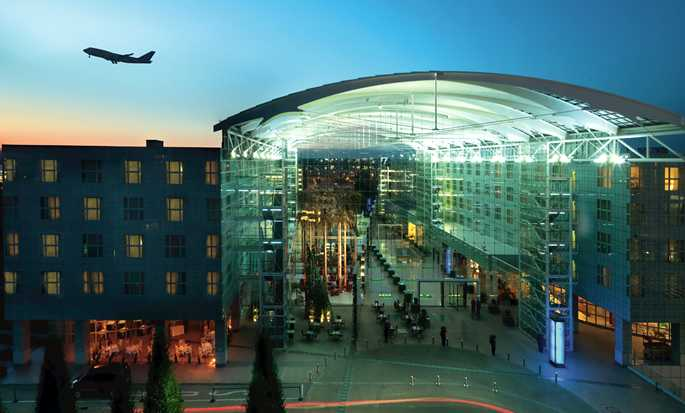 Hilton Munich Airport, Germany - Exterior