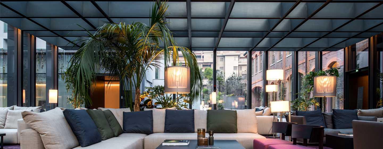 Hilton Lake Como Hotel, Italien– Hotellobby