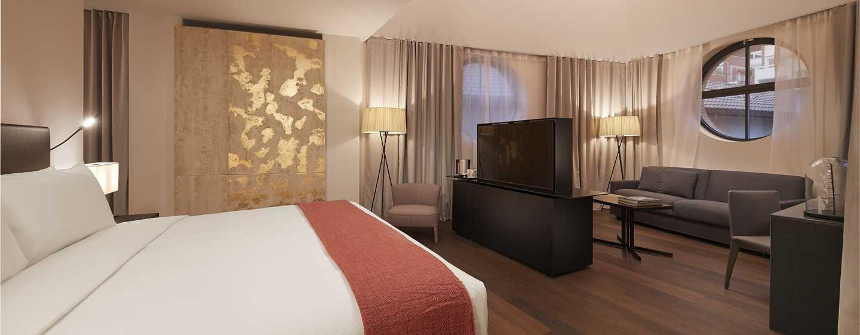 Hilton Lake Como Hotel, Italien– Junior Suite