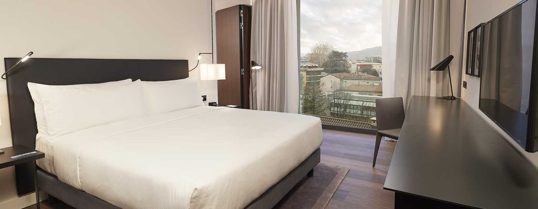 Hilton Lake Como Hotel, Italien– Zimmer