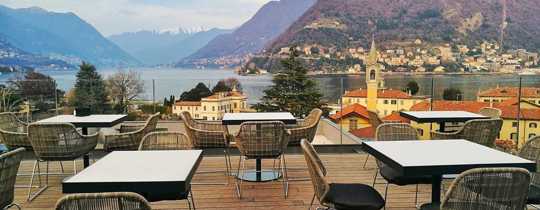 Hilton Lake Como, Italien– Terrazza 241