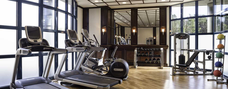 Hilton Nuremberg– Fitnesscenter