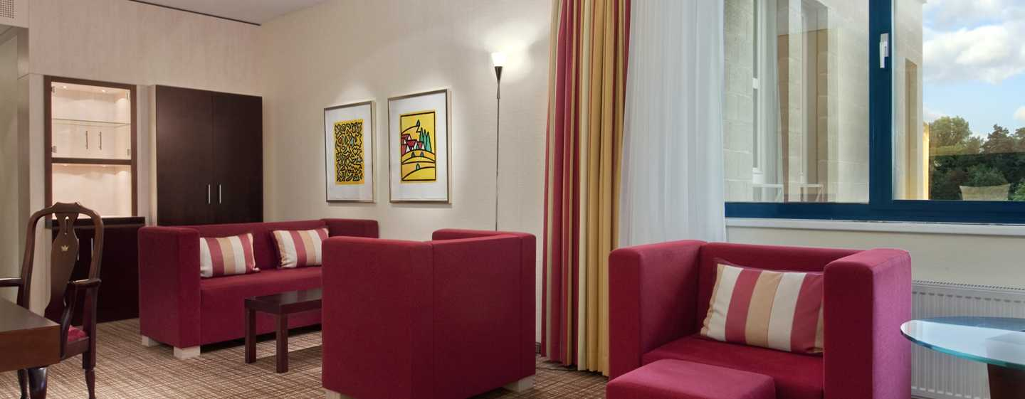 Hilton Nuremberg – Junior Suite
