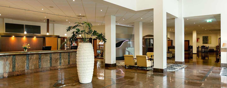Hilton Nuremberg– Lobby und Empfang