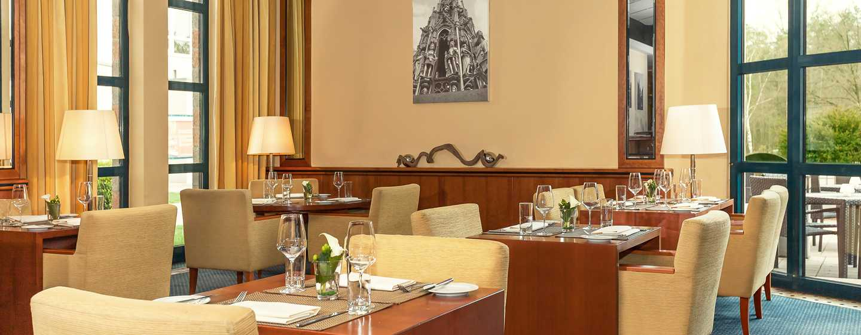 Hilton Nuremberg– Lounge